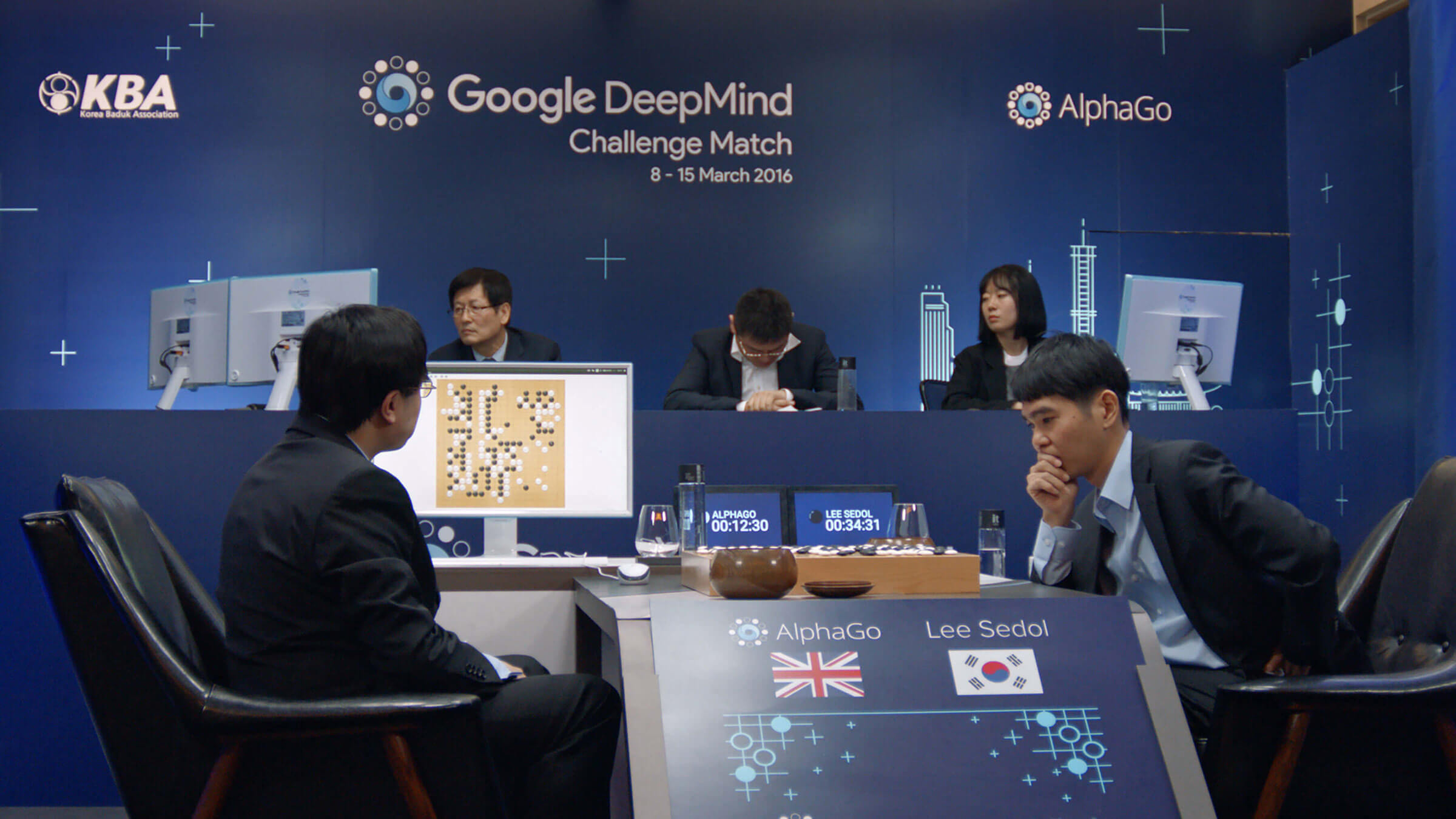 Deepmind's AlphaGo: The Computer Program That Beat the Best Go Player in History