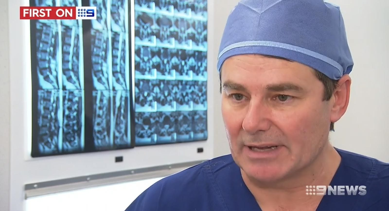 New scanning technology to 'revolutionise' back surgery