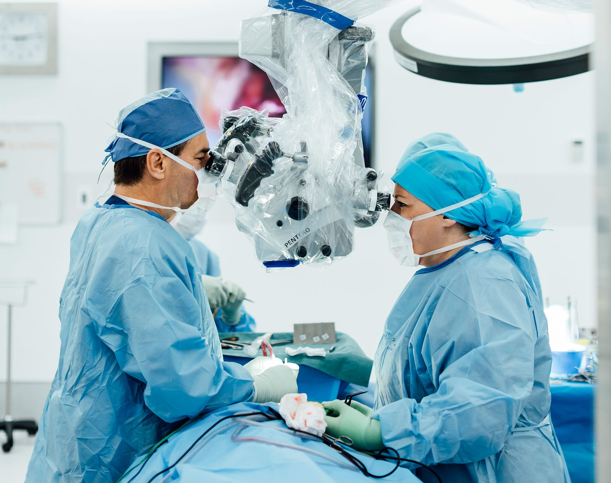 Bringing 4k To The OR: Working With The Zeiss TIVATO 700